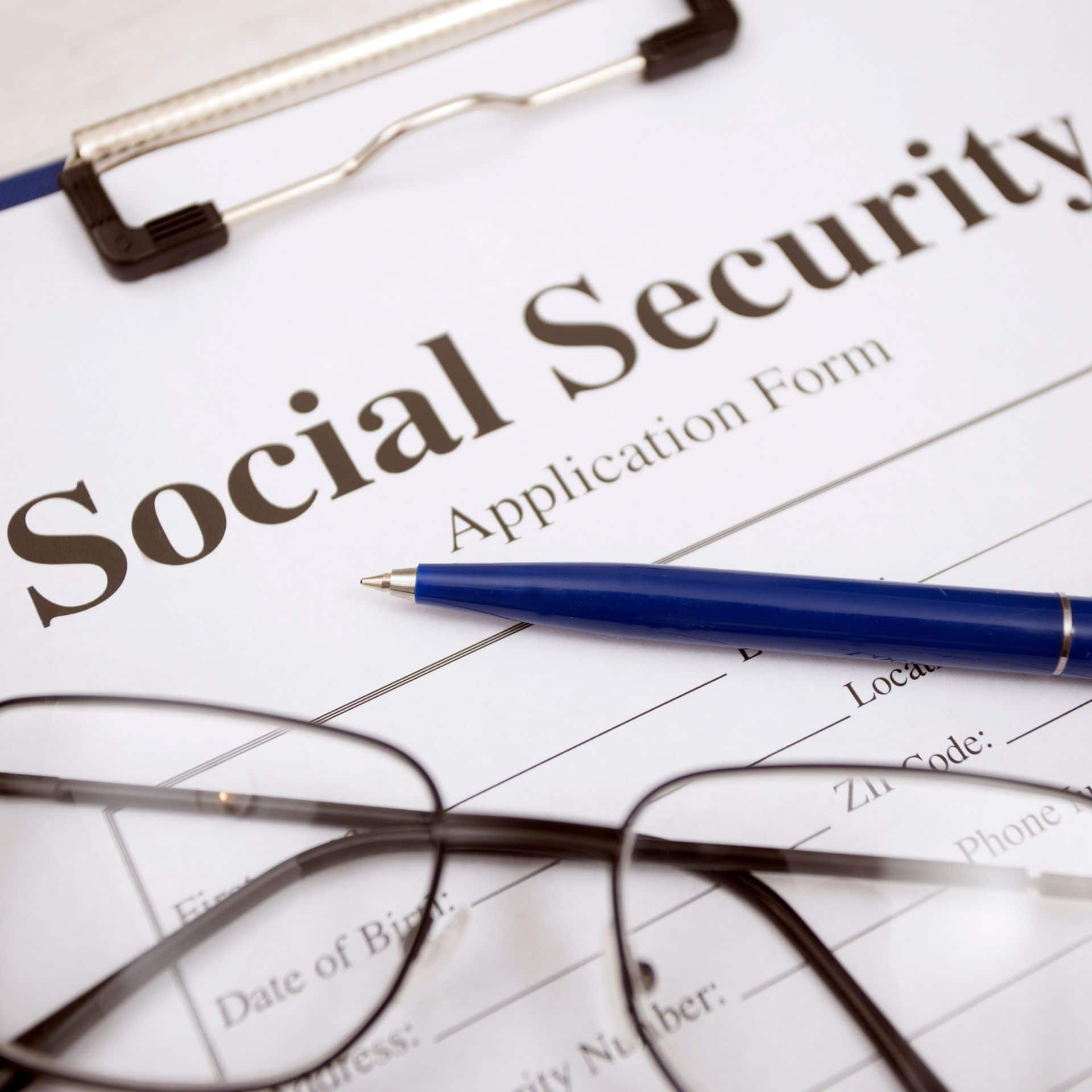 Medford, OR Social Security Benefits